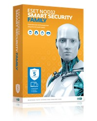 NOD32 Smart Security Family от 9450 тнг